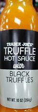 New Trader Joe's Truffle Hot Sauce With Black Truffles 10oz