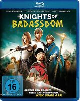 KNIGHTS OF BADASSDOM   BLU-RAY NEU  PETER DINKLAGE/RYAN KWANTEN/SUMMER GLAU/+