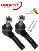 For NISSAN XTRAIL T30 2001-2007 FRONT OUTER TRACK TIE ROD ENDS X2 LEFT & RIGHT