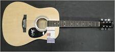 Joseph Arthur Hand Signed Autographed Auto Acoustic Guitar JSA U98812