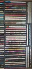 150 Cd's - Mixed Genre 1990-1995 - Blues Rock Pop - G/Vg Condition - Promos