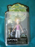 Funko Rick And Morty Summer With Weird Hat Action Figure *Brand New*