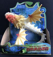 "SCREAMING DEATH Train your Dragon Hidden World 14"" Action Figure DreamWorks"
