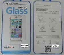 uk magic glass tempered screen protector film 0.33 wiko fever 4G 5.2''