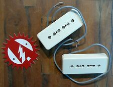 Epiphone (Gibson) ES-339 P90 Cream Neck & Bridge Pickups Tested / Working