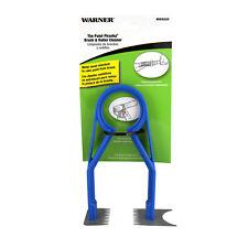 Heavy Duty Metal Rake Teeth Interlock Tip Paint Brush Roller Cleaner  Multi Tool