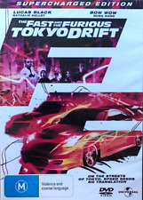 The Fast And The Furious - Tokyo Drift - Action / Thriller / Chase - NEW DVD