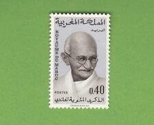 Morocco 100 ° Birthday Gandhi New Mnh * 1969 Yvert 594
