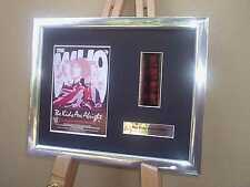 THE WHO KIDS ARE ALRIGHT STUNNING FRAMED 35MM FILM CELL