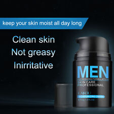 For Men Refreshing Moisturizing Shrinking Pores Facial Cream Face Skin Care