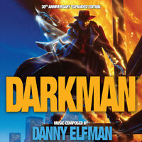 Darkman - 2 x CD Expanded Score - Limited 3000 - Danny Elfman