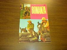 BONANZA #31 Gold Key tv western 1969