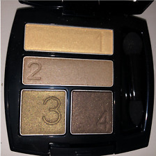 Avon True Color Eye Shadow Quad in Gilded Metallics Nib discontinued