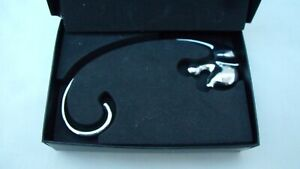 New Silver Handbag Table Hook - Boxes -