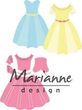 Marianne Design Collectables Dress Cutting Die Set COL 1454