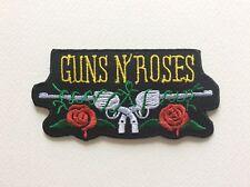 M048 // ECUSSON PATCH AUFNAHER TOPPA / NEUF / GUNS N ROSES NOIR 10*5 CM