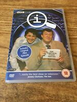 iQ 2003 DVD BBC The Complete First Series 2 Disc Set Game Show Region 2&4 Only