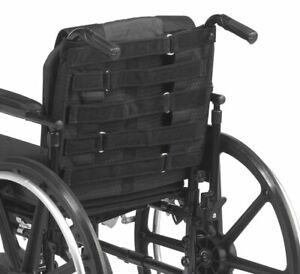 NEW Adjustable Tension Wheelchair Back Cushion