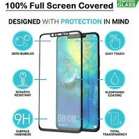 Huawei Mate 20 Pro Lite P20 P30 Pro Full Tempered Glass Screen Portector Film