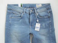 G-STAR  Jeans  3301  KATE  LOOSE  WMN  medium  aged  Blau  Stretch  W25 L32  Neu