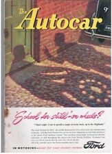 June The Autocar Magazines in English
