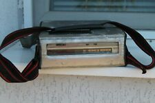 Vintage Old Panasonic NV-180E Portable Video Cassette Recorder