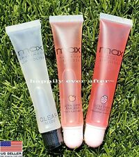 Cherimoya Ultra Shine Pink Jelly Lip Gloss - ALL 3 PCs! Peach, Strawberry, Clear