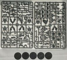 Warhammer 40k Caballeros grises en el poder Armour 5 hombre huelga Squad (5 Modelos)