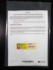MICROSOFT Windows Server 2016 Standard Licenza AGGIUNTIVA 2 Core 0H8W9P NUOVA DELL