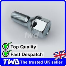 ALLOY WHEEL BOLT FOR VAUXHALL OPEL VIVARO (2001+) M14x1.5 19MM LUG NUT SET [Z25]