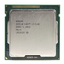 Intel Core i3-2100 3.1GHz 5GT/s 2x256KB/3MB L3 Socket 1155 Dual-Core CPU