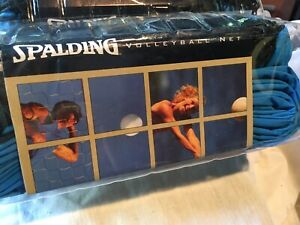 Spalding Official Size Volleyball Net..new Replacement NET.