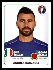 Panini 116 Andrea Barzagli Italien Confed Cup 2013 Brasilien Verzamelkaarten, ruilkaarten Verzamelingen