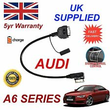 AUDI A6 AMI MMI 4F0051510K iPhone 3GS 4 4s 30 pin iPod Audio Cable Cable