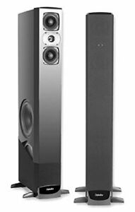8 in. Woofer With 2 Radiators From DEFINITIVE TECHNOLOGY BP-8040ST Tower Speaker