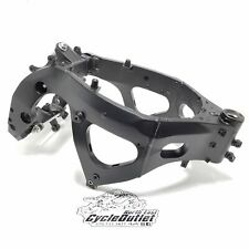 08 09 10 GSXR600 GSXR750 OEM MAIN FRAME CHASSIS  *BILL OF SALE ONLY *STRAIGHT