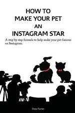 How to Make Your Pet an Instagram Star: A step by step formula to help make your