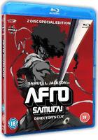 Afro Samurai - Del Regista Taglio Blu-Ray Nuovo (MANGB8007)