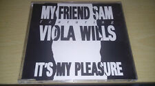 My Friend Sam It's My Pleasure Viola Willis CD Brand NEW Unplayed CD RARE Its