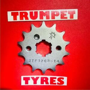 RIEJU TANGO PRO 125 09 FRONT SPROCKET 14 TOOTH 428 PITCH JTF1263.14