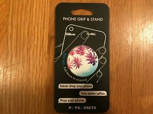 PopSockets Phone Grip and Stand Palm Trees Universal Phone Holder