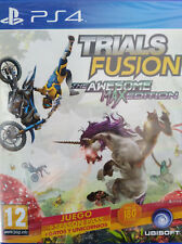TRIALS FUSION THE AWESOME MAX EDITION. JUEGO PARA PS4. NUEVO, PRECINTADO.