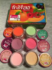 coleccion frutas de fantasy nails