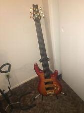 Wolf Ktb 6string Fretless Bass