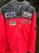 US Ski Team Spyder Technical 20k Ski Jacket Women Sz 14 Team Issue