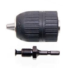 """Schnellspann Bohrfutter Tisch Bohrmaschine CNC Futter 1-13mm 1//2/"""" UNF 20 Gewinde"""