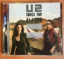 U2 2CD Songs For Alison **RARE**