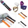 10× Reusable Fishing Rod Tie Holder Strap Fastener Ties Fishing Accessories