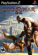 God Of War Ps2 Playstation 2 Game Complete