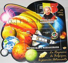 MADAGASKAR MADAGASCAR 2012 unlisted 1st Romanian Astronaut Frimout Space MNH